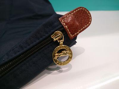 Longchamp ナイロントートバック 04