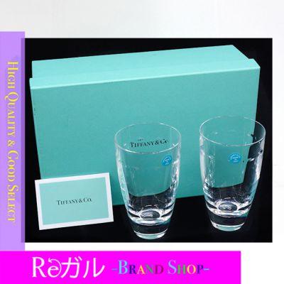 TIFFANY ペアグラス タンブラー 01